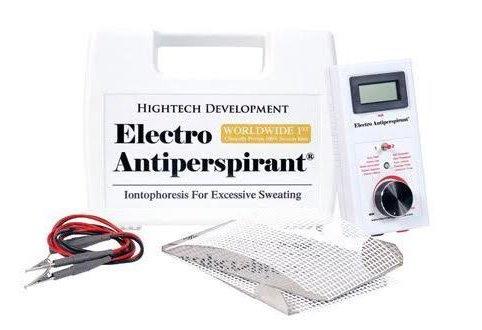 Electro antiperspirant recenzie